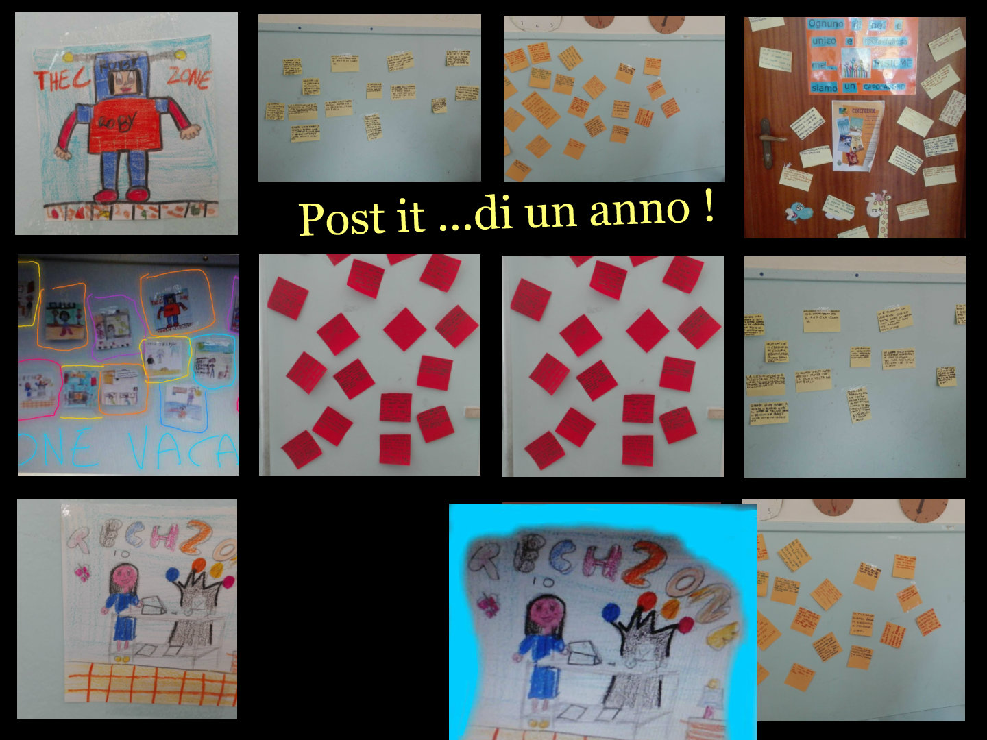 Post it…di un anno!