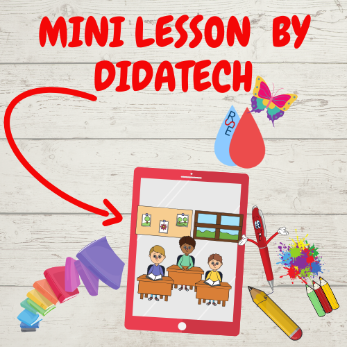Minilesson by Dida-tech!